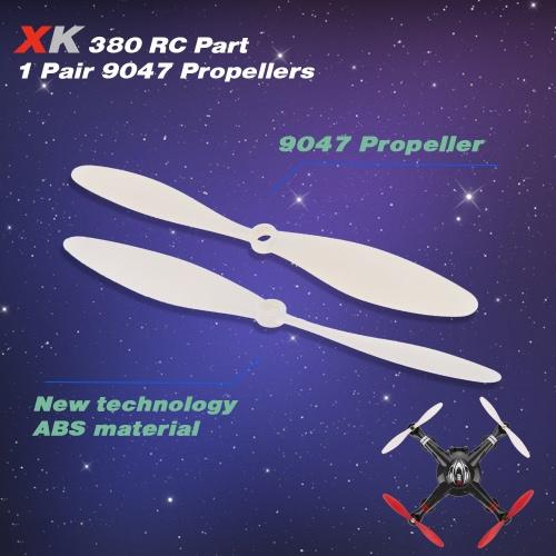 1 Pair Original XK X380-007 9047 Propellers for XK X380 RC QuadcopterToys &amp; Hobbies<br>1 Pair Original XK X380-007 9047 Propellers for XK X380 RC Quadcopter<br>