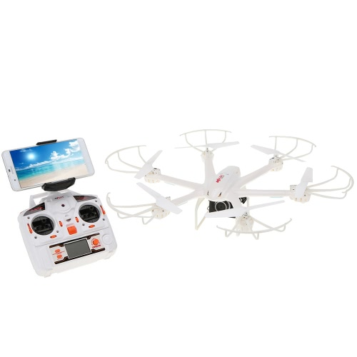 Original MJX X600 2.4G 6 Axis Gyro Wifi FPV RC Quadcopter with C4008 720P Aerial Camera SetToys &amp; Hobbies<br>Original MJX X600 2.4G 6 Axis Gyro Wifi FPV RC Quadcopter with C4008 720P Aerial Camera Set<br>