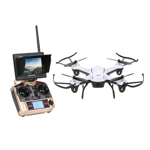Original JJRC H32GH 4CH 6-Axis Gyro 5.8G FPV Real-time Transmission Barometer Set High Drone with 2.0MP Camera RTF RC QuadcopterToys &amp; Hobbies<br>Original JJRC H32GH 4CH 6-Axis Gyro 5.8G FPV Real-time Transmission Barometer Set High Drone with 2.0MP Camera RTF RC Quadcopter<br>