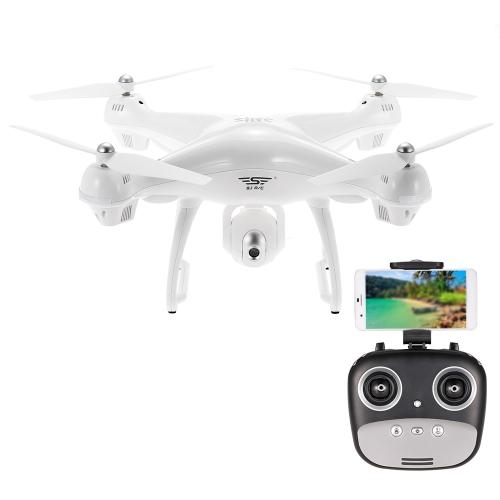 SJ R/C S70W 2.4GHz 720P Camera Wifi FPV Drone Altitude Hold G-sensor Follow Me Mode GPS RC QuadcopterToys &amp; Hobbies<br>SJ R/C S70W 2.4GHz 720P Camera Wifi FPV Drone Altitude Hold G-sensor Follow Me Mode GPS RC Quadcopter<br>
