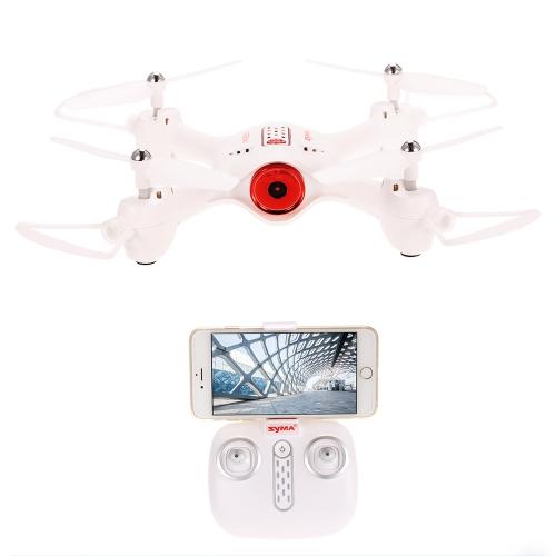 Syma X23W 0.3MP Camera Wifi FPV Drone Headless Mode Altitude Hold G-sensor QuadcopterToys &amp; Hobbies<br>Syma X23W 0.3MP Camera Wifi FPV Drone Headless Mode Altitude Hold G-sensor Quadcopter<br>
