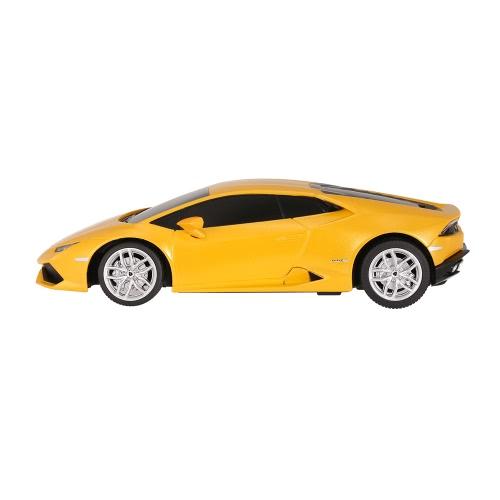RASTAR 71500 27MHz R/C 1/24 Lamborghini HURACAN LP 610-4 Radio Remote Control Model CarToys &amp; Hobbies<br>RASTAR 71500 27MHz R/C 1/24 Lamborghini HURACAN LP 610-4 Radio Remote Control Model Car<br>