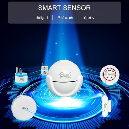 NEO Coolcam NAS-AB01Z Z-wave Intelligent Wireless Siren Alarm SensorSmart Device &amp; Safety<br>NEO Coolcam NAS-AB01Z Z-wave Intelligent Wireless Siren Alarm Sensor<br>