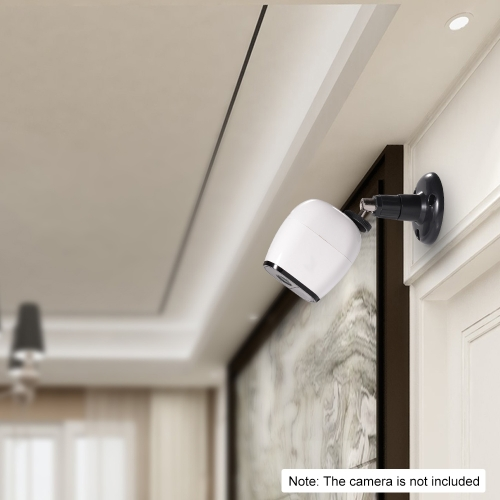 Plastic Indoor Outdoor Adjustable Mount Wall Table Ceiling Security Bracket Mainly for Arlo/Arlo Pro/Arlo Pro 2 CameraSmart Device &amp; Safety<br>Plastic Indoor Outdoor Adjustable Mount Wall Table Ceiling Security Bracket Mainly for Arlo/Arlo Pro/Arlo Pro 2 Camera<br>