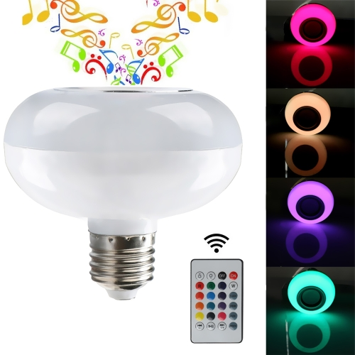 Smart Mini Wireless Bluetooth Music LED Light BulbSmart Device &amp; Safety<br>Smart Mini Wireless Bluetooth Music LED Light Bulb<br>