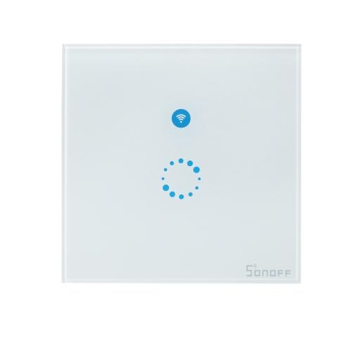 SONOFF T1 1 Gang Smart WiFi Wall Light SwitchSmart Device &amp; Safety<br>SONOFF T1 1 Gang Smart WiFi Wall Light Switch<br>