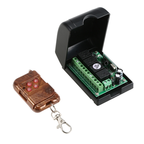 Smart Home 433Mhz RF 4CH Wireless Remote Control Switch +1*Remote Control 1527Smart Device &amp; Safety<br>Smart Home 433Mhz RF 4CH Wireless Remote Control Switch +1*Remote Control 1527<br>