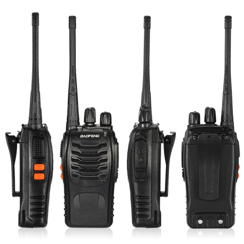 BaoFeng® 16CH FM UHF 400-470MHz Talkie Walkie TransceiverSmart Device &amp; Safety<br>BaoFeng® 16CH FM UHF 400-470MHz Talkie Walkie Transceiver<br>