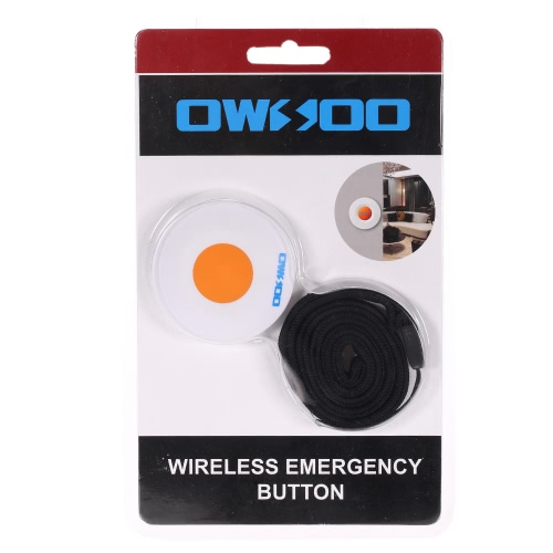 OWSOO  433MHz Wireless Emergency Button for Home House Security Alarm SystemSmart Device &amp; Safety<br>OWSOO  433MHz Wireless Emergency Button for Home House Security Alarm System<br>
