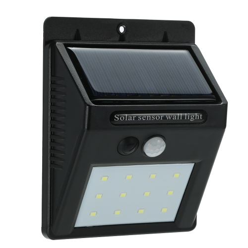 Solar PIR Motion Sensor Energy Saving Sensor Night LightsSmart Device &amp; Safety<br>Solar PIR Motion Sensor Energy Saving Sensor Night Lights<br>