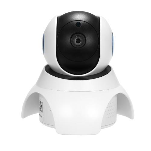 電源プラグなしのHD 1080P 2.0メガピクセルIPクラウドカメラ