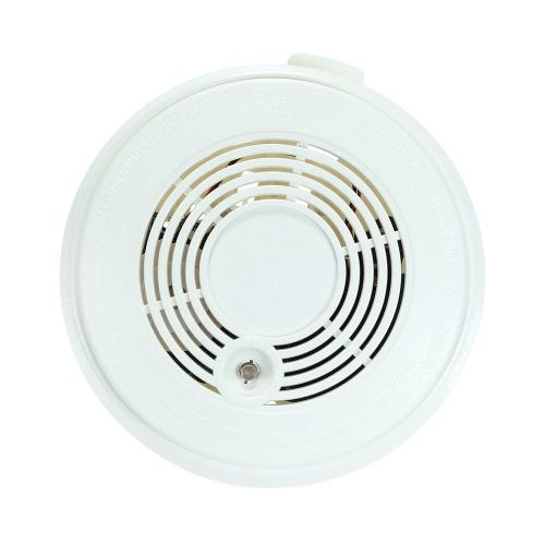Kabellose Standalone Wireless CO Gas Sensor & Rauchmelder Feuermelder Photoelektrische LED Kombination Rauch / Kohlenmonoxid Sensitive Alarm Batteriebetrieben (nicht enthalten)