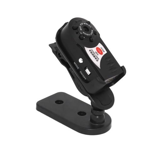 Q7 Telecamera di sorveglianza di rete wireless per visione notturna