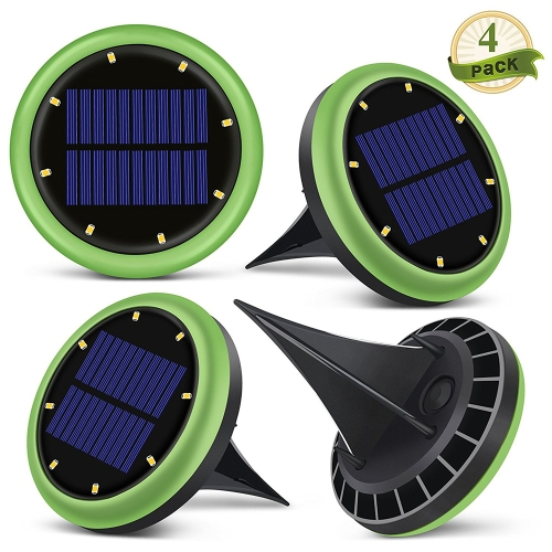 4PCS Solar Power LED Waterproof SpotlightSmart Device &amp; Safety<br>4PCS Solar Power LED Waterproof Spotlight<br>