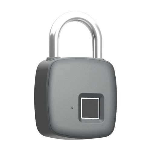 Smart Fingerprint Padlock Safe Recharge USB Rechargeable