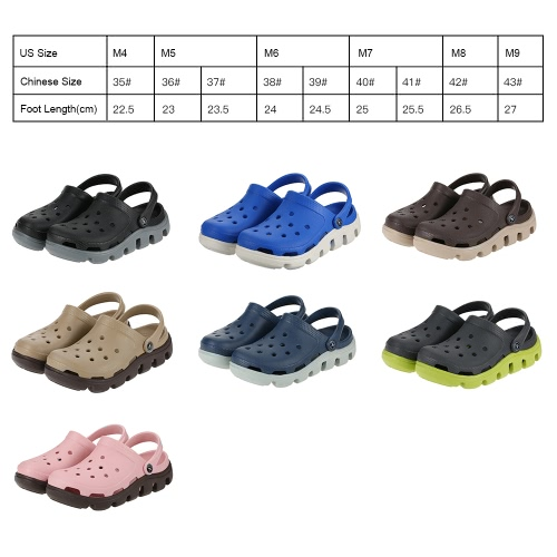 Summer Cool Beach Unisex Holes ShoesSports &amp; Outdoor<br>Summer Cool Beach Unisex Holes Shoes<br>