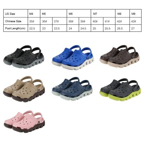 Summer Cool Beach Unisex Holes ShoesSports &amp; Outdoor<br>Summer Cool Beach Unisex Holes Shoes<br>