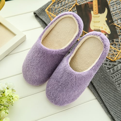 New Pure Color Soft Plain Slippers Wood Floor Non-slip Silent Mute Cotton Slippers Unisex TypeApparel &amp; Jewelry<br>New Pure Color Soft Plain Slippers Wood Floor Non-slip Silent Mute Cotton Slippers Unisex Type<br>