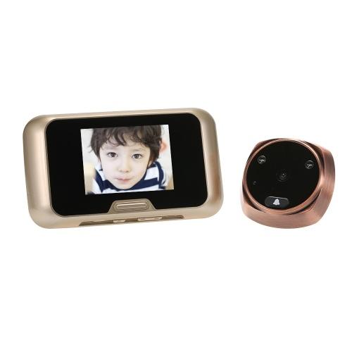 Электронный Peephole с крытой 3.0inch Viewer Наружная камера Peephole