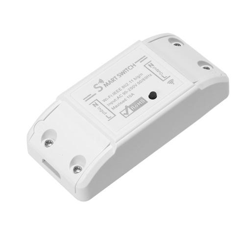 Wifi Smart Switch Compatible avec Amazon Alexa et pour Google Home Timer
