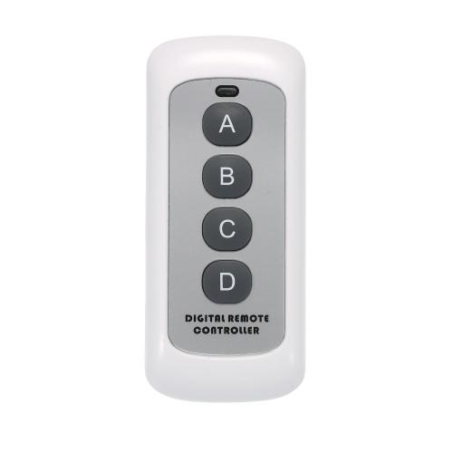 SONOFF 433MHz 4 boutons EV1527 clé de code télécommande
