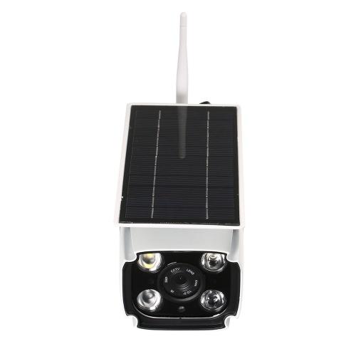 Wireless 1080P 2.0MP Solar Battery Power PIR Surveillance Security Camera