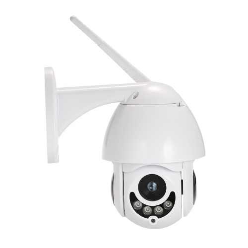HD 1080P  2.5'' Outdoor Wireless IP Camera Without Power Plug