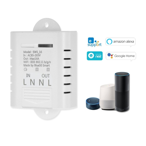 WIFI Smart Switch 16A Wireless Light Timer SwitchSmart Device &amp; Safety<br>WIFI Smart Switch 16A Wireless Light Timer Switch<br>