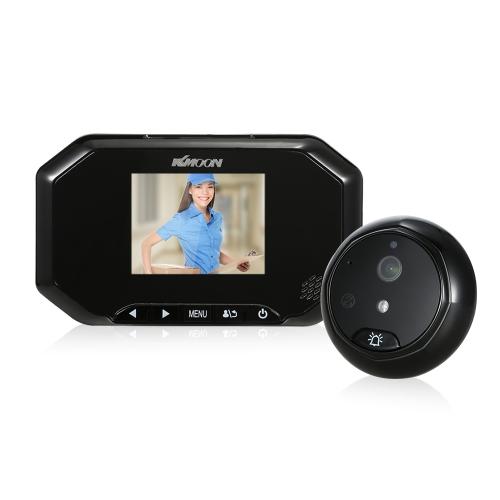 KKmoon  3  LCD 720P Digital Peephole ViewerSmart Device &amp; Safety<br>KKmoon  3  LCD 720P Digital Peephole Viewer<br>
