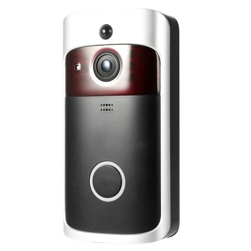 Smart Video Citofono Citofono Registrazione Wireless WiFi Sicurezza DoorBell