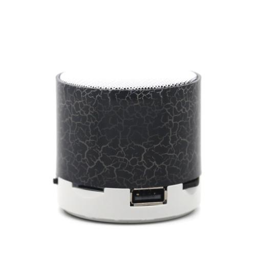 Altoparlanti portatili senza fili con LED colorati Mini Bt
