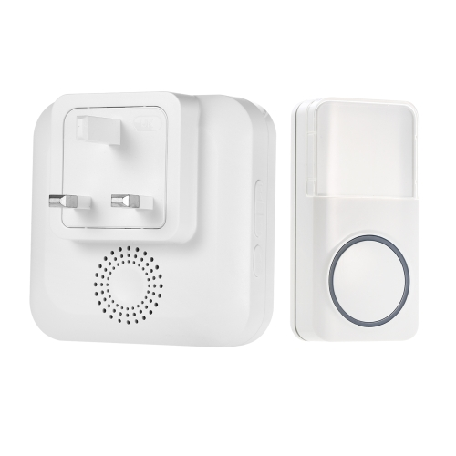 Wireless Smart Doorbell Operating at Wide Range with 52 Melodies 5 Level Volume LED Indicator Waterproof DoorbellSmart Device &amp; Safety<br>Wireless Smart Doorbell Operating at Wide Range with 52 Melodies 5 Level Volume LED Indicator Waterproof Doorbell<br>