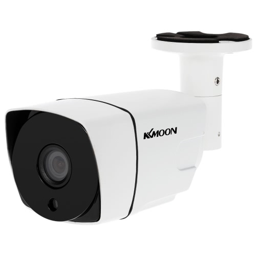 KKmoon  1080P AHD CCTV Bullet Camera 2.0MP 3.6mm 1/3'' CMOS 36 IR Lamps Night Vision IR-CUT Waterproof Indoor Outdoor Home SecuritSmart Device &amp; Safety<br>KKmoon  1080P AHD CCTV Bullet Camera 2.0MP 3.6mm 1/3'' CMOS 36 IR Lamps Night Vision IR-CUT Waterproof Indoor Outdoor Home Securit<br>