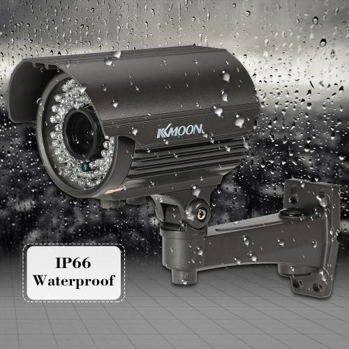 "KKmoon  960P AHD Bullet CCTV Analog Camera 2.8~12mm Manual Zoom Varifocal Lens 1/3"" for Sony CMOS 1.3MP IR-CUT 72 IR LEDS Night ViSmart Device &amp; Safety<br>KKmoon  960P AHD Bullet CCTV Analog Camera 2.8~12mm Manual Zoom Varifocal Lens 1/3"" for Sony CMOS 1.3MP IR-CUT 72 IR LEDS Night Vi<br>"