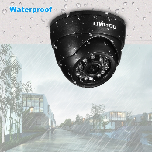 OWSOO  1080P AHD Dome CCTV Analog Camera 3.6mm Lens 1/3'' CMOS 2.0MP IR-CUT 24pcs IR LEDS Night Vision for Home Security NTSC SystSmart Device &amp; Safety<br>OWSOO  1080P AHD Dome CCTV Analog Camera 3.6mm Lens 1/3'' CMOS 2.0MP IR-CUT 24pcs IR LEDS Night Vision for Home Security NTSC Syst<br>