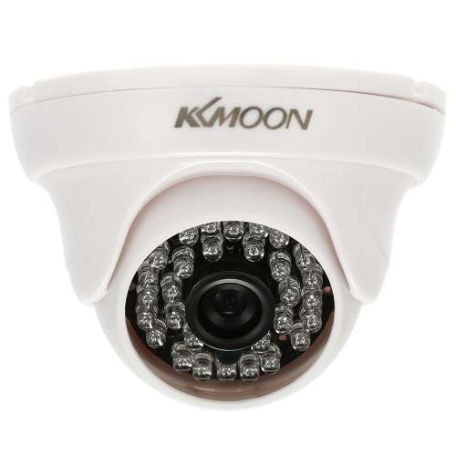 KKmoon HD 720P Security CCTV Camera IR-CUT Night Vision Home Surveillance PAL System