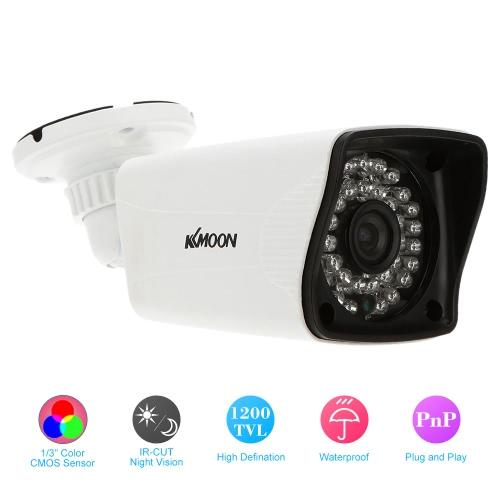 "KKmoon 1200TVL 1/3"" CMOS IR-CUT Waterproof Security CCTV Camera Home Surveillance NTSC SystemSmart Device &amp; Safety<br>KKmoon 1200TVL 1/3"" CMOS IR-CUT Waterproof Security CCTV Camera Home Surveillance NTSC System<br>"