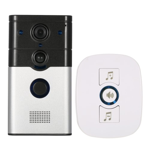 720P Wireless Phone Visual Intercom DoorbellSmart Device &amp; Safety<br>720P Wireless Phone Visual Intercom Doorbell<br>