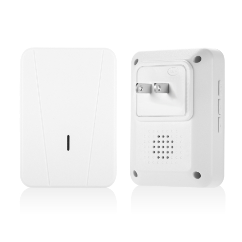 Wireless Doorbell Chime With LEDSmart Device &amp; Safety<br>Wireless Doorbell Chime With LED<br>
