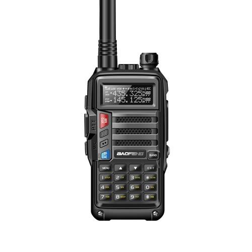 1PCS BAOFENG UV-S9 اسلكية تخاطب اتجاهين راديو الإرسال والاستقبال