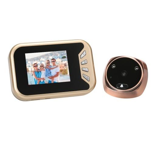 Home Peephole Security Camera Visual Security Doorbell