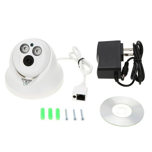 COTIER H.264 HD 960P Megapixels IP Camera with 2pcs Array LEDs CCTV Security Home SurveillanceSmart Device &amp; Safety<br>COTIER H.264 HD 960P Megapixels IP Camera with 2pcs Array LEDs CCTV Security Home Surveillance<br>