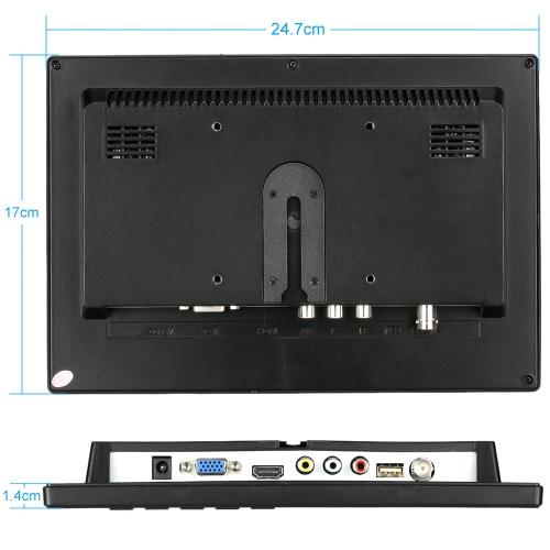 "10.1"" HD 1280*800 LED IPS MonitorSmart Device &amp; Safety<br>10.1"" HD 1280*800 LED IPS Monitor<br>"
