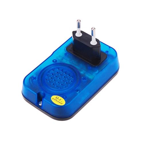 Waterproof Wireless Smart Doorbell 36 Chords LED Door Bell AC 220-250V Receiver + 12V 23A Transmitter 120m Range for Home OfficeSmart Device &amp; Safety<br>Waterproof Wireless Smart Doorbell 36 Chords LED Door Bell AC 220-250V Receiver + 12V 23A Transmitter 120m Range for Home Office<br>