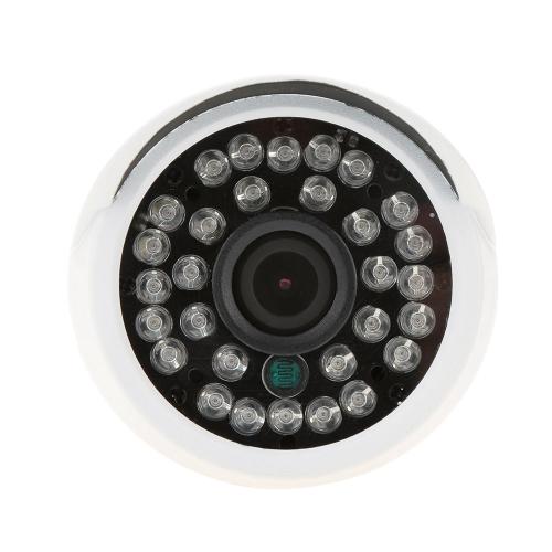 720P Weatherproof IP Camera Outdoor Night Vision ONVIF H.264