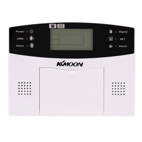 KKmoon Wireless GSM SMS Home Burglar Security Alarm System Detector Sensor Mobile Call 433MHZSmart Device &amp; Safety<br>KKmoon Wireless GSM SMS Home Burglar Security Alarm System Detector Sensor Mobile Call 433MHZ<br>