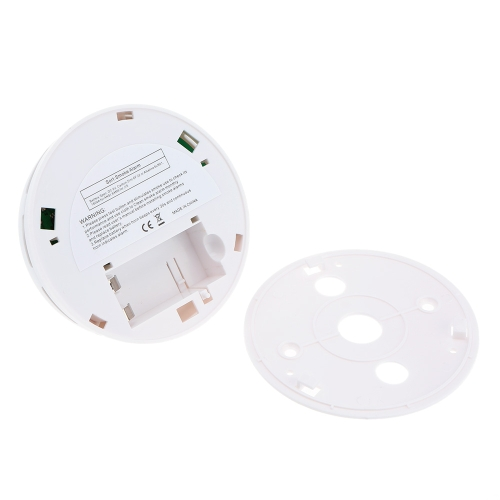 High Sensitive Standalone Photoelectric Smoke Detector MCU Technology Fire Alarm Security SystemSmart Device &amp; Safety<br>High Sensitive Standalone Photoelectric Smoke Detector MCU Technology Fire Alarm Security System<br>