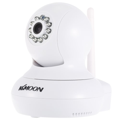 KKmoon® HD 1.0MP Wireless WiFi  IP  Camera Baby MonitorSmart Device &amp; Safety<br>KKmoon® HD 1.0MP Wireless WiFi  IP  Camera Baby Monitor<br>