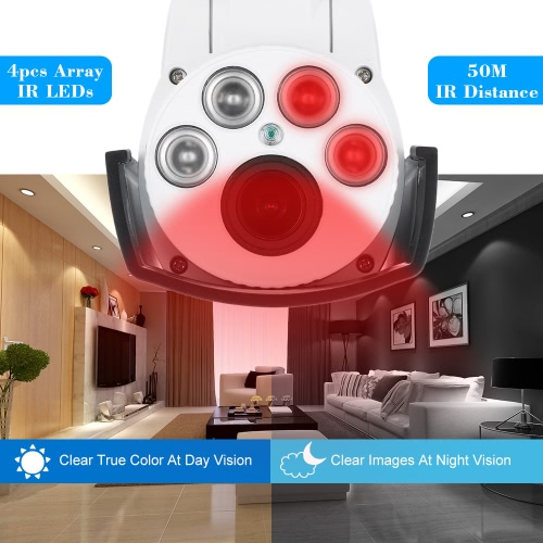 KKmoon 1080P Wireless WIFI PTZ HD IP CameraSmart Device &amp; Safety<br>KKmoon 1080P Wireless WIFI PTZ HD IP Camera<br>