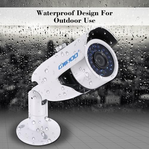 OWSOO 4*960P AHD CCTV Camera + 4*60ft Surveillance CableSmart Device &amp; Safety<br>OWSOO 4*960P AHD CCTV Camera + 4*60ft Surveillance Cable<br>